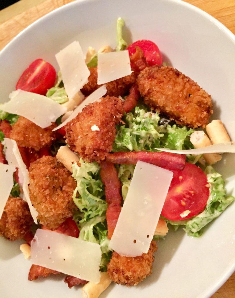 Special Caesar Salad