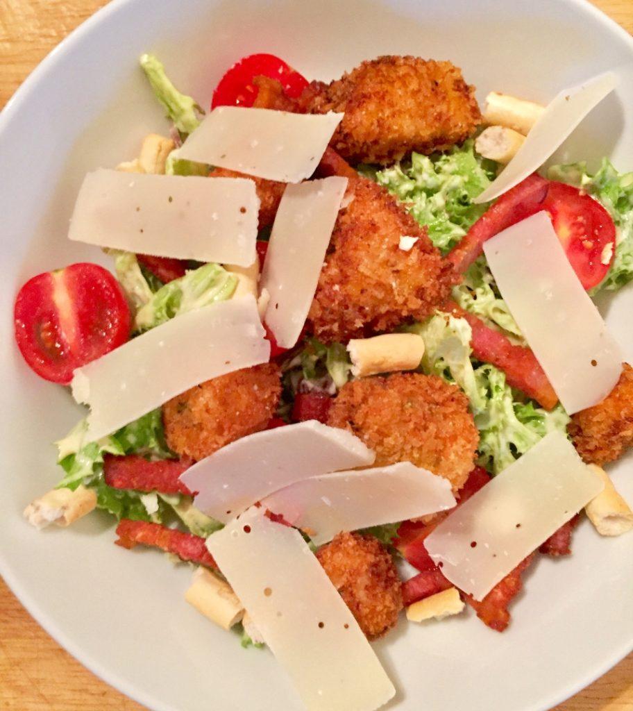 Special Caesar Salad 2